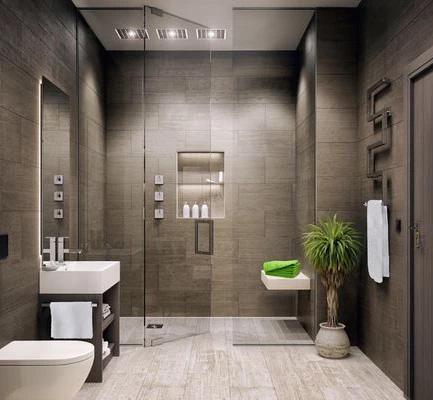 Casas de banho 1<br>