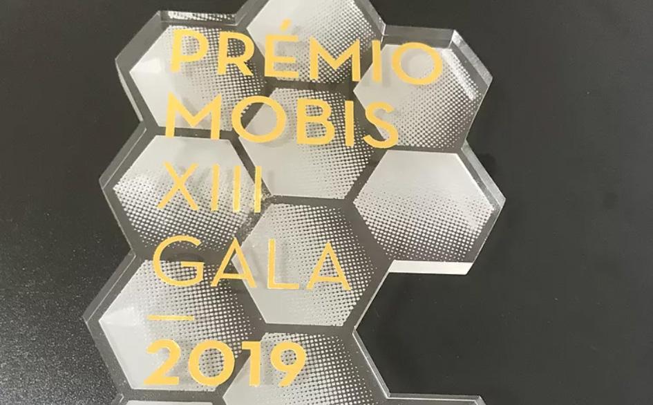 Mob vence prémios Mobis 2019