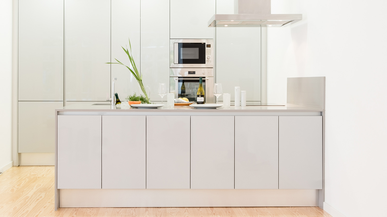 Idealize a sua cozinha de sonho!