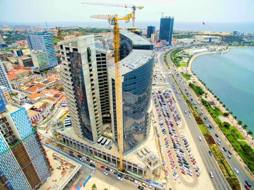 Torres Kianda Luanda